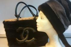 Naaritsa müts ja kott